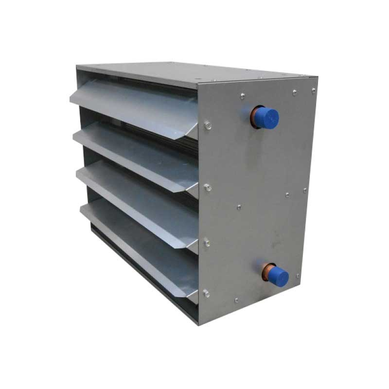 Hot water unit heaters products category